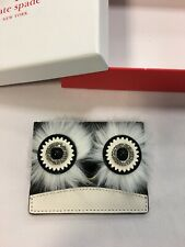 Kate Spade New York Women's Dashing Beauty Small Willa Wallet Black Brand NEW