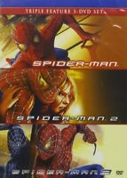Spider-Man 1-3 [New DVD] 3 Pack