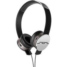Sol Republic Tracks HD On-Ear Headphones Black Japan new .