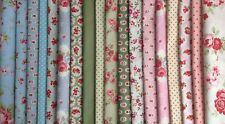 Big Bundle 100 Cotton Floral Fabric Material Remnants Offcuts Cath Kidston