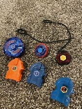 Lot Mixed Beyblades Spinners Ripcords