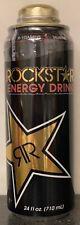 NEW ROCKSTAR ORIGINAL ENERGY DRINK 24 FL OZ FULL CAN FREE WORLD WIDE SHIPPING
