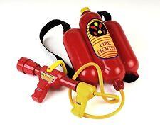 Kinder Theo Klein Feuerwehrspritze 40 cm Gewehr bis Wasser Spiele Fire Fighter