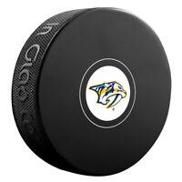 Nashville Predators NHL Team Logo Autograph Souvenir Hockey Puck