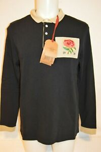 KENT & CURWEN Man's STOKES ROSE Rugby Polo NEW Size X-Large  Retail $140