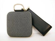 """JIL SANDER by Raf Simons """"SURVIVAL MINAUDIERE"""" wristlet/ clutch bag $1595 unused"""