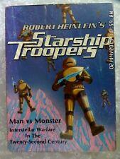 Robert Heinlein's Starship Troopers by Avalon Hill~Man VS Monster RARE