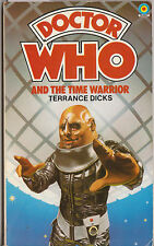 Doctor Who and the Time Warrior. VGC. A great read! Target Books