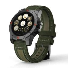 Tactical Smart Watch Sport Thermometer Altimeter Barometer Heart Rate Fitness
