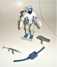Vintage Hasbro G.I. Joe Cobra Polar Assault Snow Serpent V1 1985 Complete*