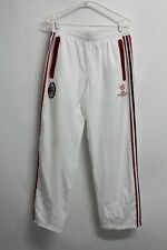 AC Milan UCL Champions League Adidas Nylon Joggers Pants Trousers size M 40 / 42