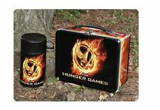 """Hunger Games: Catching Fire """"Mockingjay"""" Lunch Box with Thermos"""