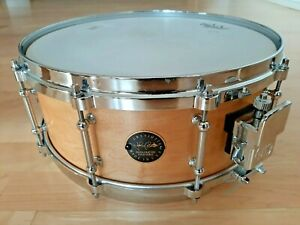 "Craviotto DW Maple Solid Shell Snare Drum 14"" x 6.5"""