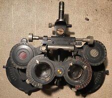 Woolf Instrument Corp Refracter Phoropter