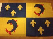 DRAPEAU Province Du Dauphiné 100x150cm Drapeau Dauphinois Flag