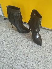BRUNO PREMI Stilvolle Stiefeletten Schwarz Gr. 35