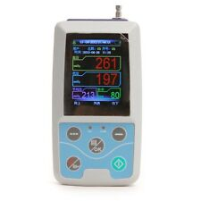 CE ABPM Holter NIBP MAPA Monitor Dynamic Ecg Recorder Contec New