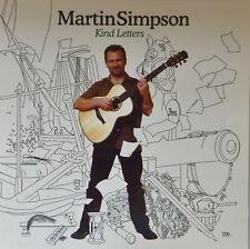 Martin Simpson - Kind Letters (CD 2005, Topic Records UK) Near MINT