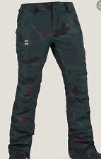 Volcom Knox Insulated Gore-Tex Pant - Women's - Dark Camo - XS