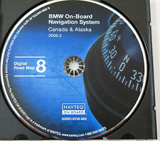 97 98 99 00 01 2002 BMW 740i 740iL 745i 750iL NAVIGATION DISC CD 8 CANADA ALASKA