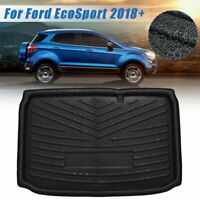 For Ford EcoSport 2018+ Car Rear Trunk Cargo Boot Liner Tray Floor Mat