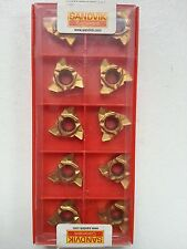 10 Sandvik Gewindeplatten R166.0L-22WH01-070 1020 NEU inkl.19% MwSt.