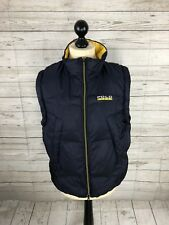 POLO SPORT Quilted Gilet/Bodywarmer - Medium - Navy - Great Condition - Men's