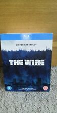 The Wire - The Complete Season 1-5 used but in very good condition
