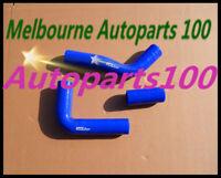 Blue silicone radiator hose for Toyota Hilux LN106 LN111 LN107 LN130 2.8 diesel