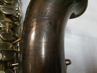 50's DICK STABILE ALT / ALTO SAX / SAXOPHONE - made in USA by MARTIN