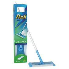 Flash Speedmop Starter Kit with 6 Refills Includes - Speed Mop - Power Cleaning