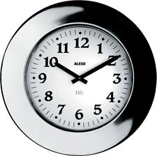 Alessi Momento Clock 11