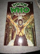 OOP Paperback Book - DOCTOR WHO And The Daemons - Barry Letts - #15 - 100s list