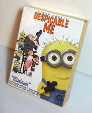 Despicable Me 2 Playing Card Deck of 54 from China- Sealed! (DM2PC-Deck54)
