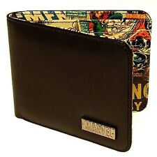 Marvel Retro Collection Black Wallet - BBDesigns