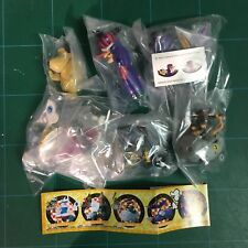 Bandai HG Gashapon Wacky Races Set completo 6 figures  from Japan.