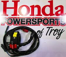 GENUINE HONDA OEM 2002-2004 TRX250 RECON LEFT HANDLE BAR SWITCH 35020-HM8-A40
