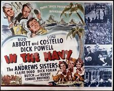 16x20 Poster Abbott & Costello In the Navy 1941 #170