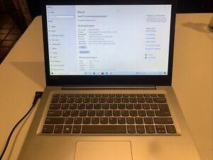 "Lenovo 81A5 120S-14IAP 14"" Celeron-N3350 2GB RAM 32GB eMMc + Charger READ WIN 10"