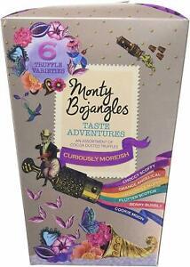 Monty Bojangles 285g Taste Adventures Cocoa Dusted Truffles