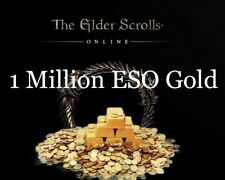 ESO (Elder Scrolls Online) PS4 EU 1 Million Gold (1,000,000)
