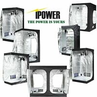 iPower Hydroponic Water-Resistant Mylar Grow Tent for Indoor Plant Growing
