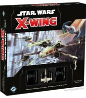 Star Wars X-Wing Grundspiel 2 Edition (Deutsch) Miniaturen Rebellen Imperium TIE