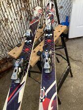 2011   Stockli Rotor 84  twin tips 169cm skis with Salomon S912  bindings