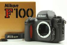 [N mint in Box] NIKON F100 35mm SLR Film Camera Body w/ Strap from Japan 165445