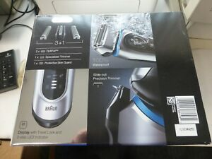 Braun Series 8 Electric Shaver 8370CC (Brand New in the seal Box)