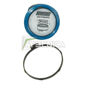 Package 6 Rings For Prefilters spasciani Cartridges D 70mm Duo Duets Dupla