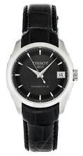 Tissot Couturier Powermatic 80 Black Dial Women's Watch T0352071606100