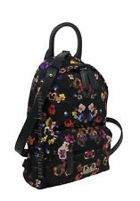 GIVENCHY Flowers Print Nano Backpack with SHW
