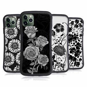 HEAD CASE LITHOGRAPHIC BLOOMS HYBRID CASE & WALLPAPER FOR APPLE iPHONES PHONES